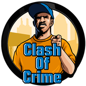 Clash of Crime Mad San Andreas ícone