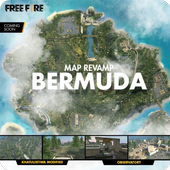 Map guide for free Fire - free fire map ícone