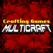 Primeiro Construtor MultiCraft Pocket City Builder ícone