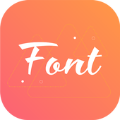 Font for Intagram - Beauty Font Style ícone