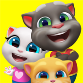 My Talking Tom Friends ícone