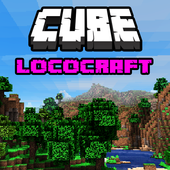 CUBE LocoCraft Crafting Exploration ícone