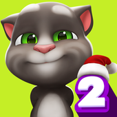 Meu Talking Tom 2 ícone