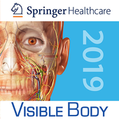 Human Anatomy Atlas 2019 for Springer ícone