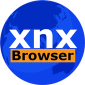 Browser Xnx 2020 - Unblock Sites Without VPN ícone