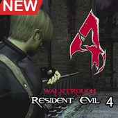Walkthrough For Resident Evil 4-Guide & Strategies ícone
