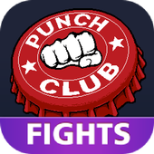 Punch Club: Fights ícone