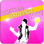 Guess the Just Dance Song! ícone