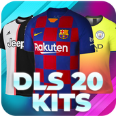 Dream Kits League Soccer 2020 ícone