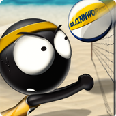 Stickman Volleyball ícone