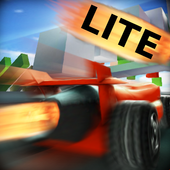 Jet Car Stunts Lite ícone
