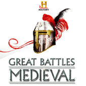 Great Battles Medieval ícone