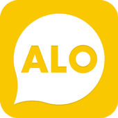 ALO - Social Video Chat ícone