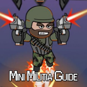 Guide for Mini Militia ícone