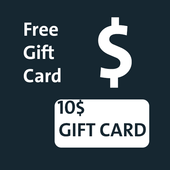 Free Gift Card ícone